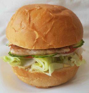 Csirke Hamburger rendelés Budaörs
