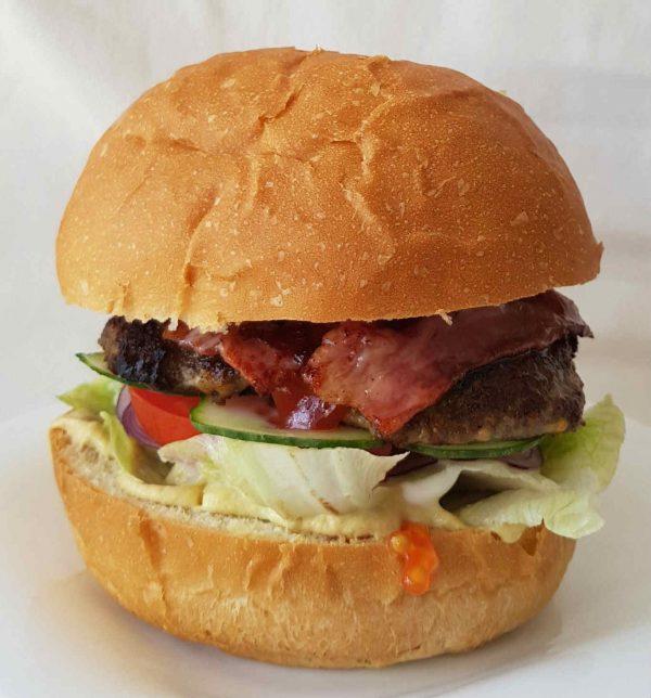 Pokol hamburger rendelés Budaörs