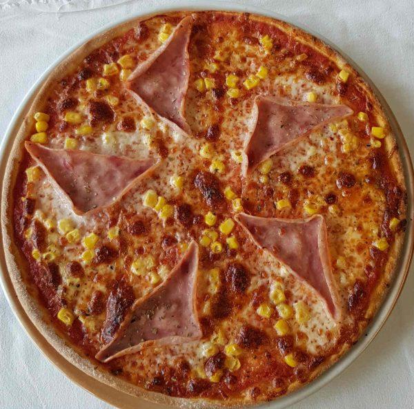 10. pizza