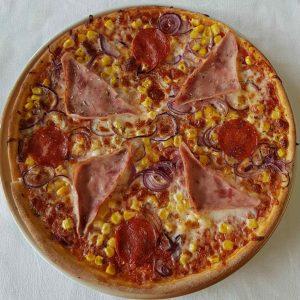 pizza 14. rendelés Budaörs