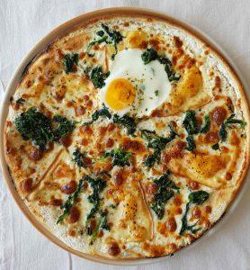 7. pizza