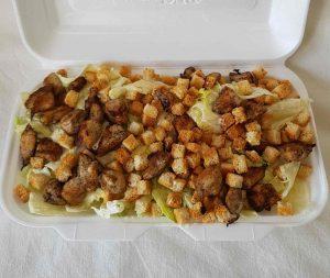 Cézár saláta rendelés Budaörs