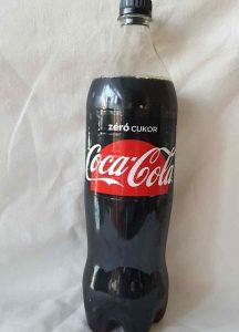 Coca cola zero 1.25