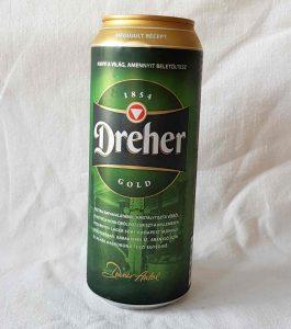 A dobozos dreher sör