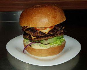 Dupla hamburger 2