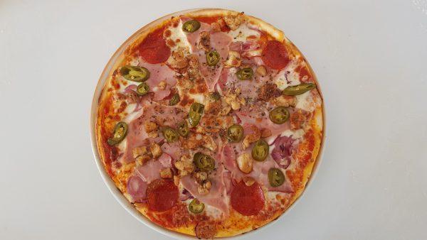 44.Pizza rendelés Budaörs